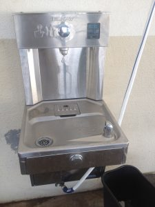 Cool hydration station!